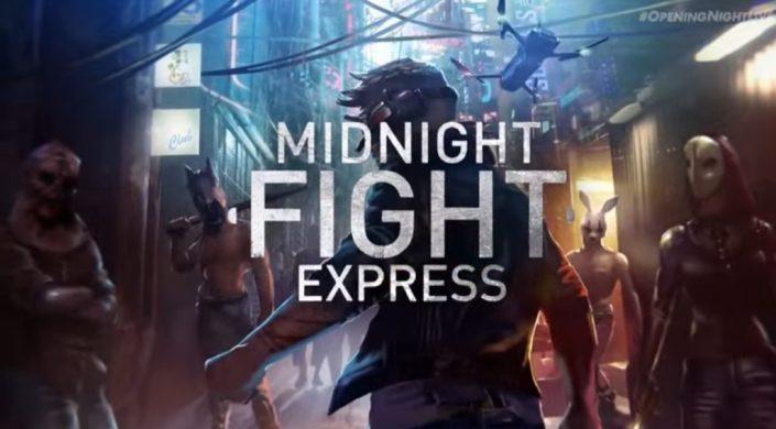 Midnight Fight Express: Kompromissloser Brawler im neuen Trailer präsentiert