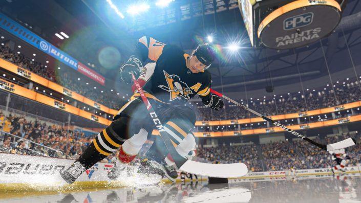 NHL 22: Knapp 30 Minuten frisches Gameplay aus dem diesjährigen Ableger