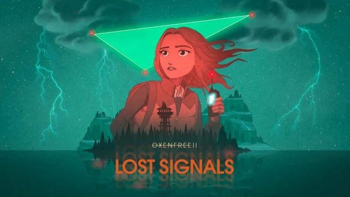 Oxenfree 2 Lost Signals: Ankündigung für PS5 und PS4