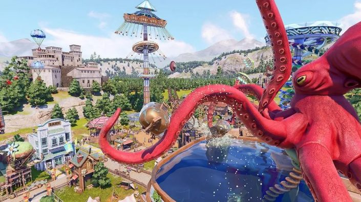 Park Beyond: Mit Trailer für PS5 und Xbox Series X/S angekündigt