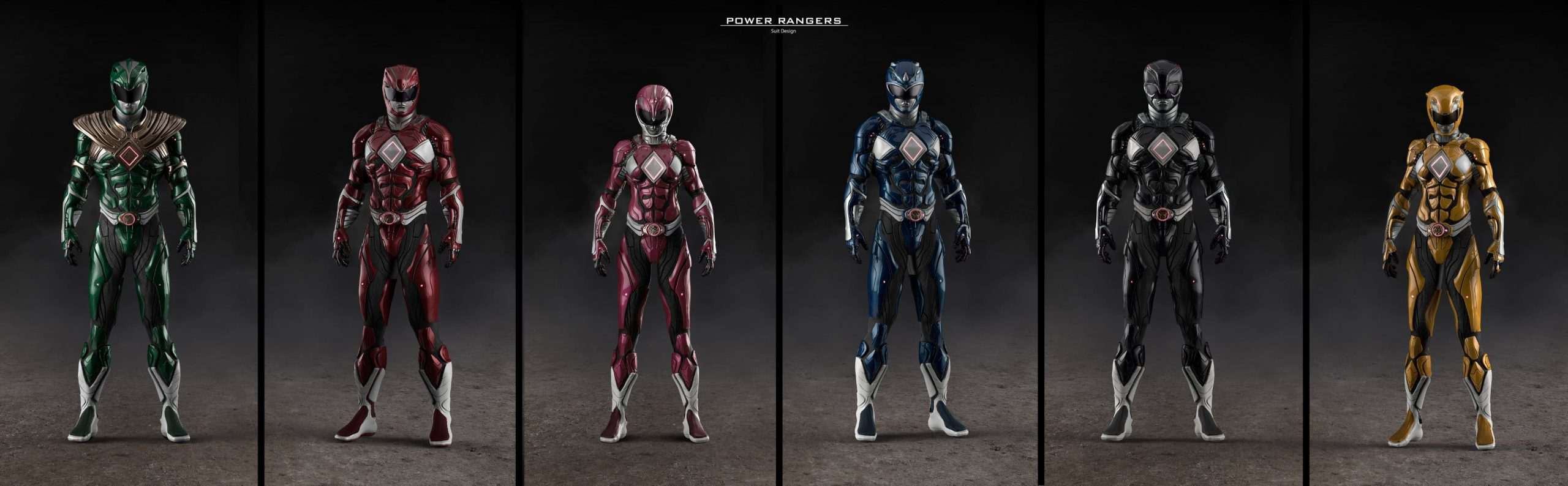 Power Rangers Project Nomad 03
