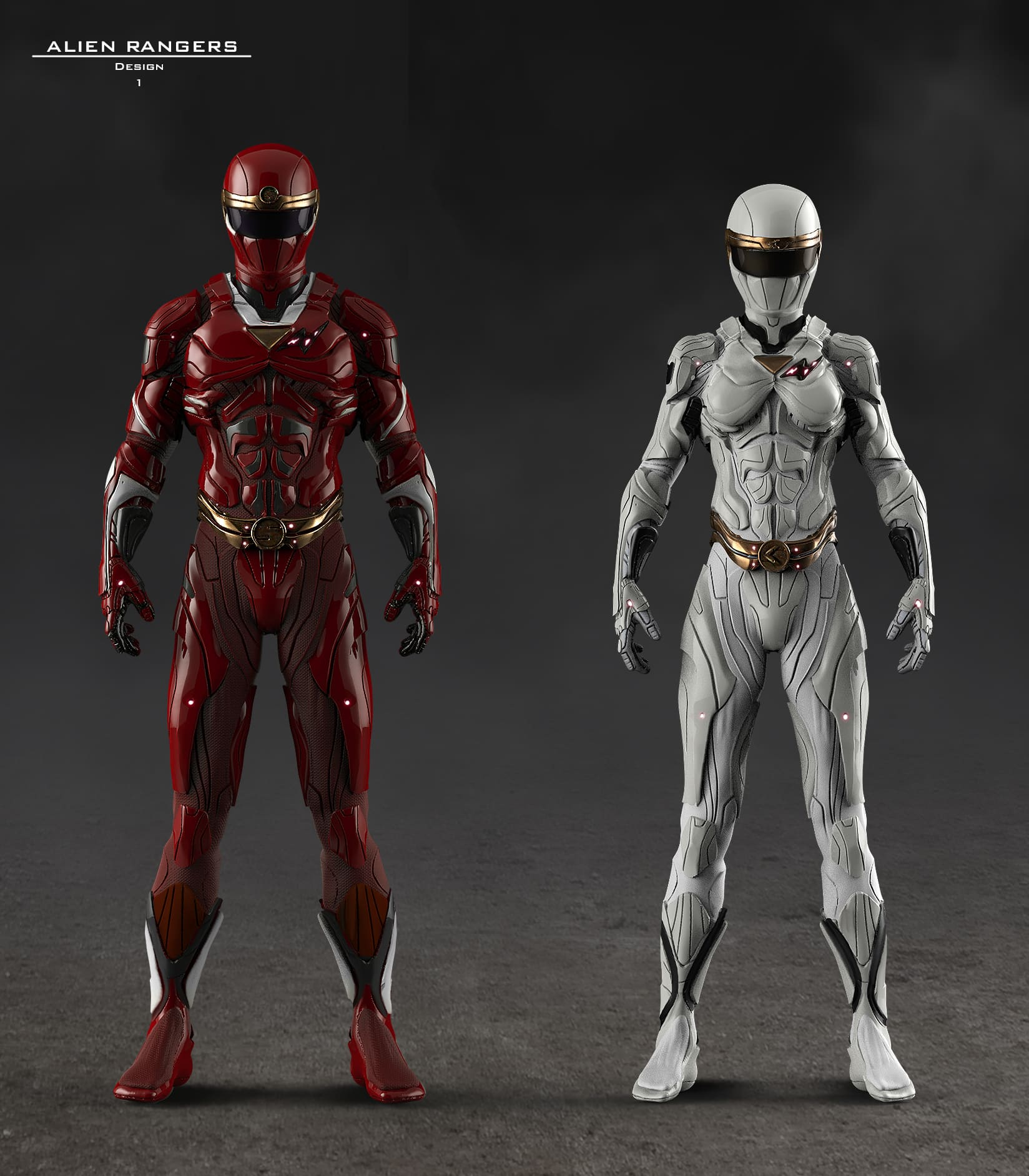 Power Rangers Project Nomad 04