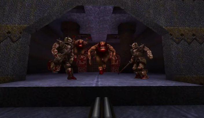 Quake: Enhanced Edition im PlayStation Store veröffentlicht