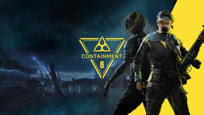 Rainbow Six Siege: Containment-Event mit Nestzerstörungs-Modus angekündigt