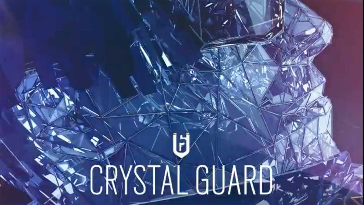 Rainbow Six Siege – Crystal Guard