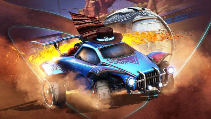 Rocket League: Season 4 startet in Kürze – Termin, Trailer und Details