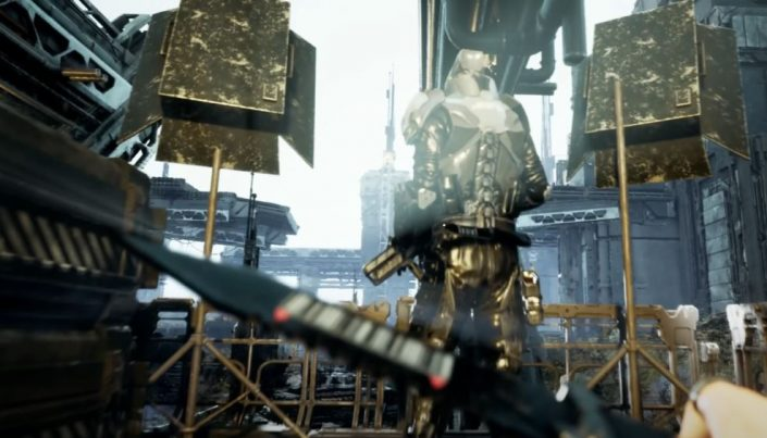 Shadow of Conspiracy Section 2: RPG-Shooter-Stealthgame mit Schauplatz in Berlin