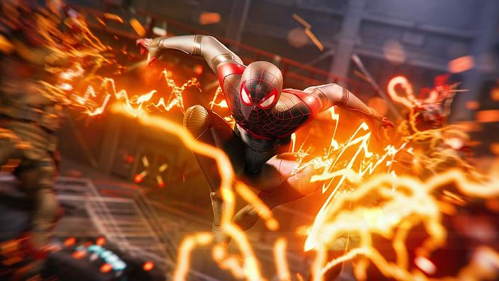 Spider-Man Miles Morales: Macher veröffentlichen beeindruckende Statistiken