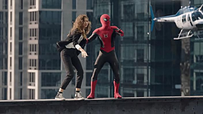 Spider-Man No Way Home: Erster Trailer zum Marvel-Blockbuster veröffentlicht