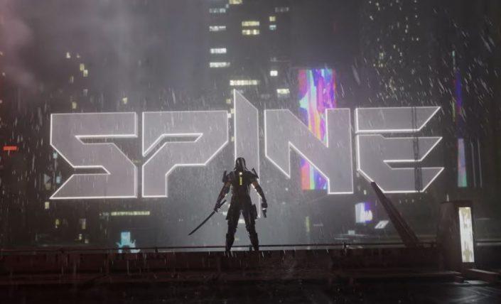 Spine: Teambasierter Action-Shooter mit Trailer für PS5 angekündigt