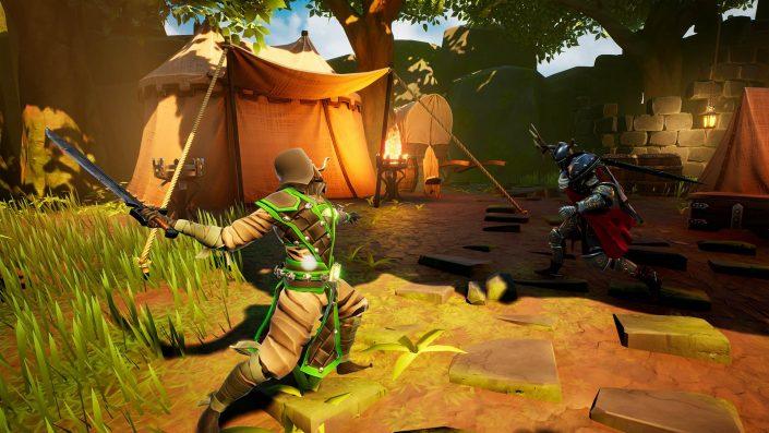Stray Blade: Neues Action-Rollenspiel für Konsolen und PC angekündigt – Erster Trailer und Details