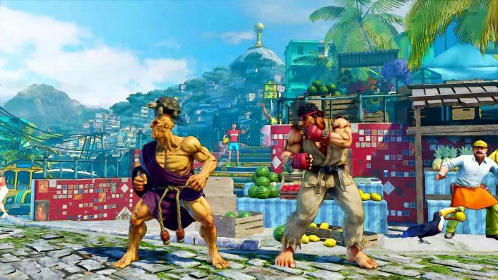 Street Fighter 5: Der neue Online-Turnier-Modus im Video vorgestellt