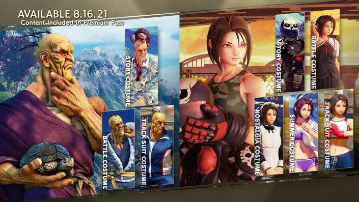 Street Fighter 5: Kommendes Update inkl. Oro und Akira angekündigt – Letzter DLC-Charakter Luke enthüllt