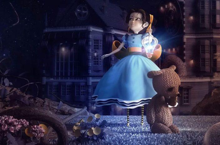 Tandem A Tale of Shadows: Puzzleplattformer erscheint im Oktober für PS4