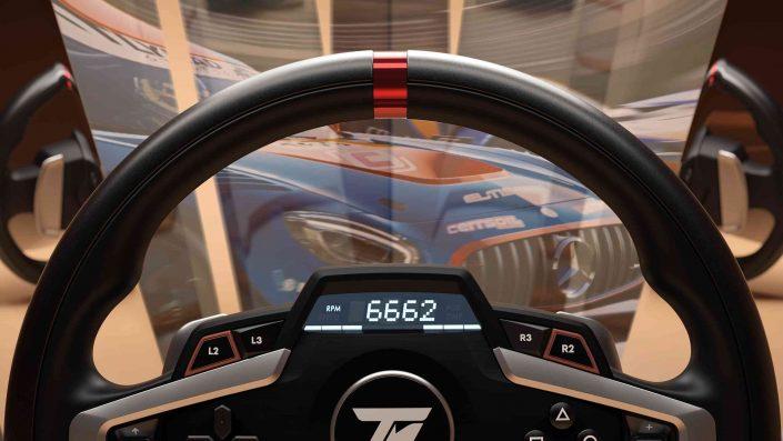 Thrustmaster T248: Neues Lenkrad für PS5 und PS4 angekündigt