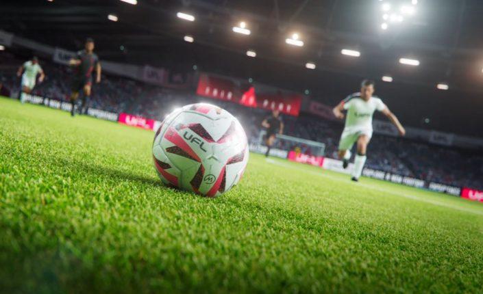 UFL: Neue Konkurrenz für FIFA und PES – Trailer und Details