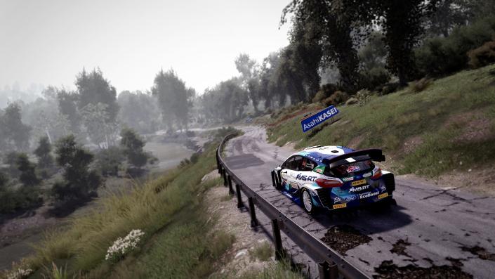WRC 10: Realismus im Fokus – Entwickler sprechen über das Sound-Design