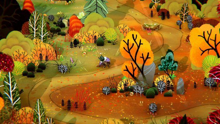Wytchwood: Märchenhaftes Crafting-Adventure für PS5 und PS4 angekündigt