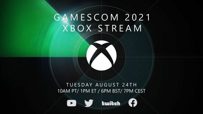 Gamescom: Xbox-Stream heute Abend – Microsoft dämpft Erwartungen