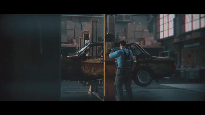 Car Mechanic Simulator 2021: Autowerkstatt-Simulation für PS4, Xbox One und PC verfügbar