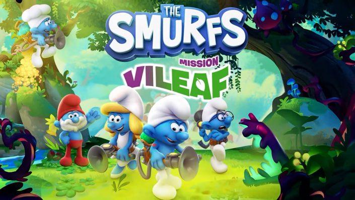 Die Schlümpfe – Mission Vileaf: Release verschoben und Sammleredition für PS4 gestrichen