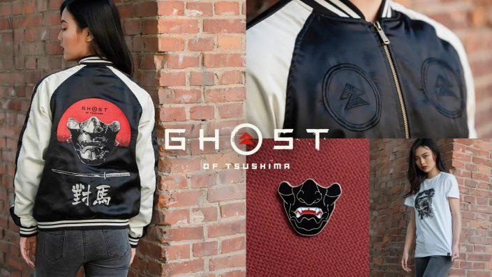 PlayStation Gear Store: Passend zum Release – Kollektion zu Ghost of Tsushima eingetroffen