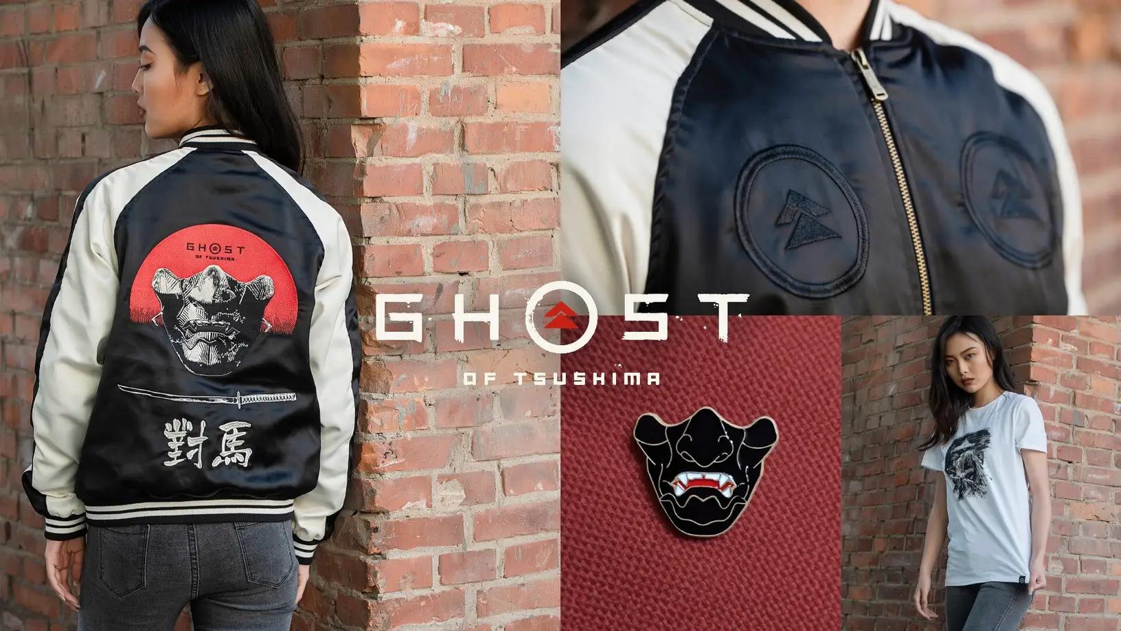 ghost-of-tsushima-merch