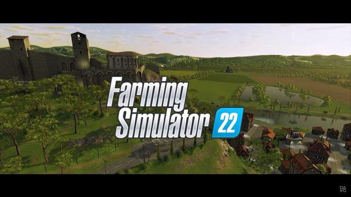 Landwirtschafts-Simulator 22: Erster Gameplay-Trailer und Season-Pass bestätigt