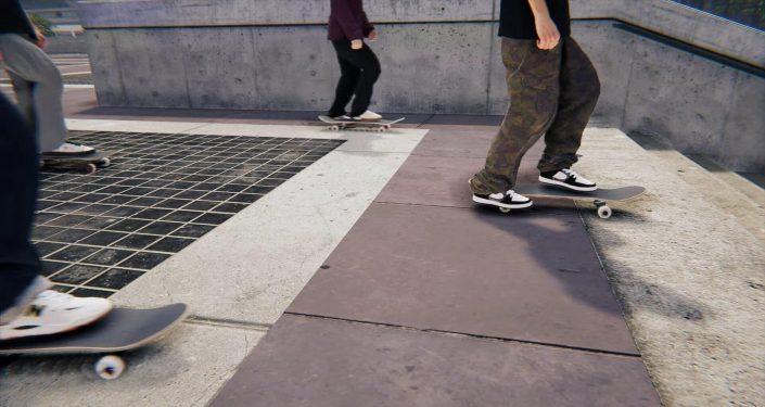 """Skater XL: Multiplayer-Modus """"Free Skate"""" ist jetzt verfügbar"""