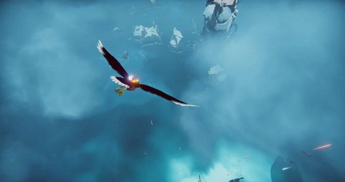 The Falconeer Warrior Edition: Erweiterte Fassung für PS4 und PS5 erschienen – Launch-Trailer