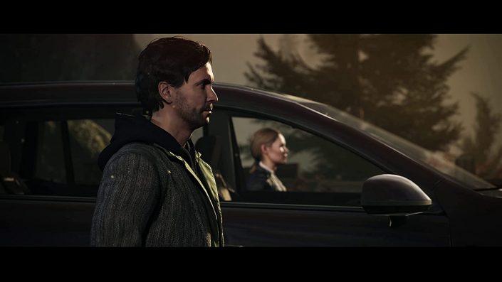 Alan Wake Remastered: Entwickler freuen sich über den Release auf den PlayStation-Plattformen