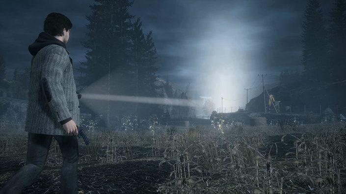 Alan Wake Remastered: 7 Minuten Gameplay aus der Anfangsphase