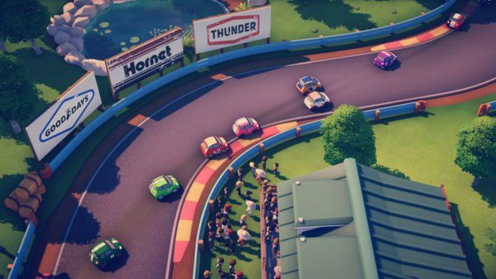Circuit Superstars: Die Suche nach der perfekten Runde – Rennspiel für die Konsolen bestätigt