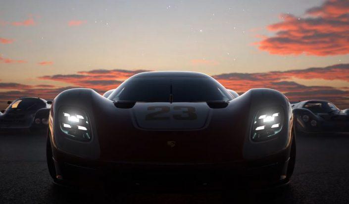 Gran Turismo 7: Porsche im Trailer und Unterschiede zwischen PS4 und PS5