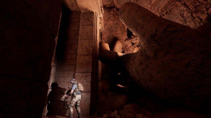 The Dark Pictures – House of Ashes: Die ersten 60 Minuten im deutschen Gameplay-Video