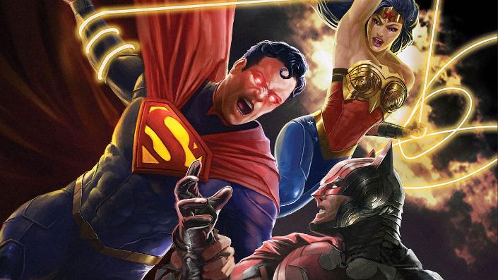 Injustice: Erster Trailer zum DC-Animationsfilm veröffentlicht