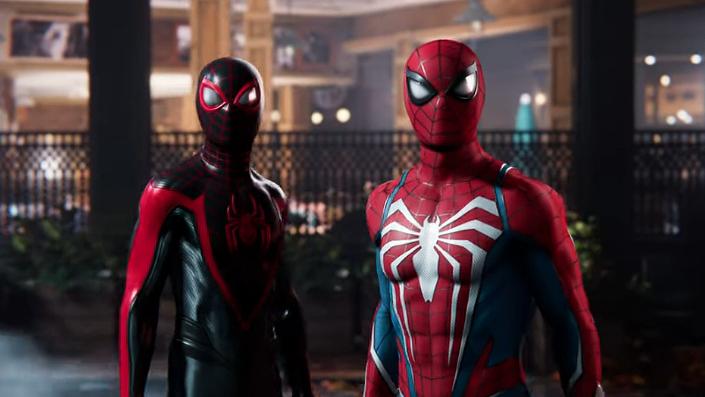 Marvel: Arbeitet Insomniac an einem Multiplayer-Titel für die PS5?