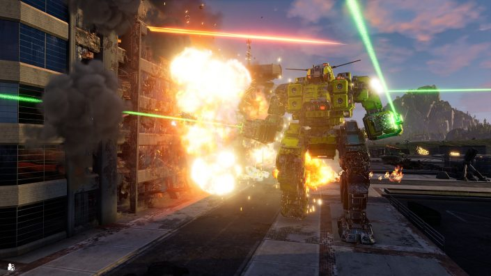 MechWarrior 5 Mercenaries: Erscheint im September für PS5 und PS4