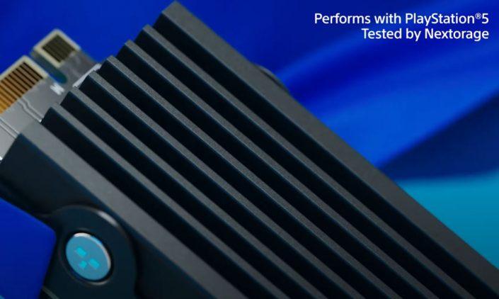PS5 SSD: Sony Nextorage SSD NEM-PA Series angekündigt und erster Test
