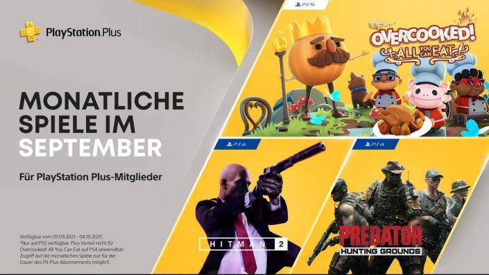 PS Plus September 2021: Spiele für PS5 und PS4 enthüllt