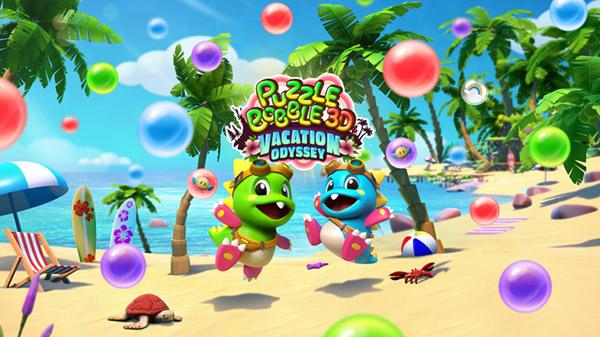 Puzzle Bobble 3D – Vacation Odyssey: Termin für PS5, PS4 und PSVR steht fest – Neuer Trailer