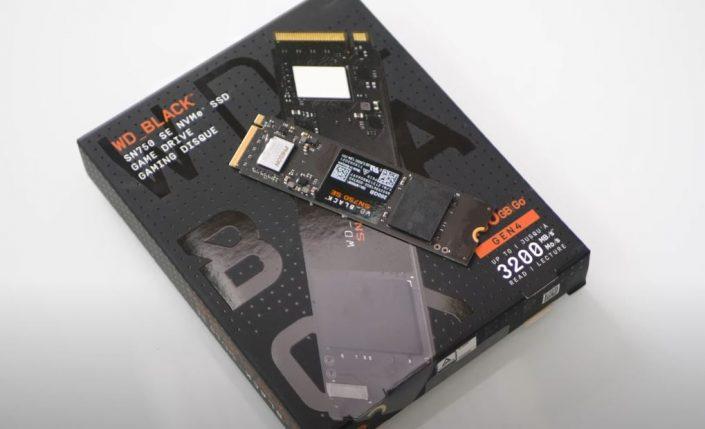 PS5 SSD: WD SN750 SE vs SN850 – Eine günstige Alternative?