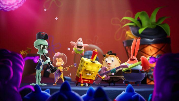 SpongeBob SquarePants – The Cosmic Shake: Mit einem ersten Trailer und einigen Details angekündigt