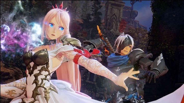 """Tales of Arise: In dieser Woche erscheint ein """"Sword Art Online""""-DLC"""
