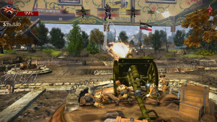 Toy Soldiers HD: Release der Neuauflage erneut verschoben