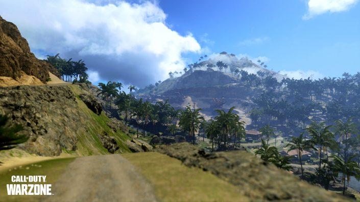 Call of Duty Warzone: Pazifik-Map mit ersten Details vorgestellt