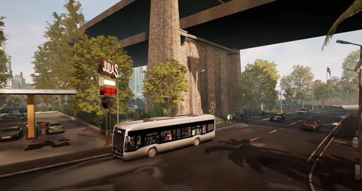 Bus Simulator 21: Unter anderem für PS4 erschienen – die Neuerungen im Detail