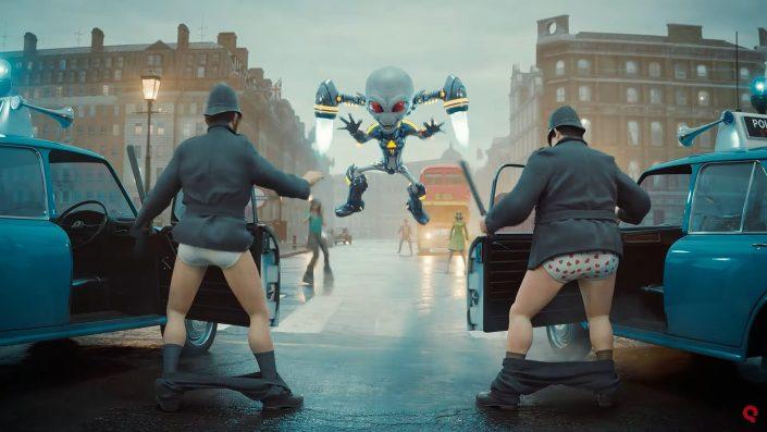Destroy All Humans! 2 – Reprobed: Zweites Remake ist offiziell – Trailer & Gameplay