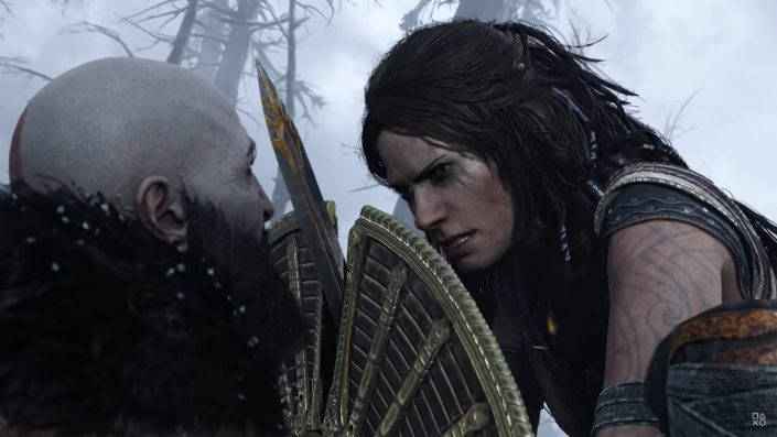 God of War Ragnarök: Entwickler verteidigen die Darstellung von Angrboda