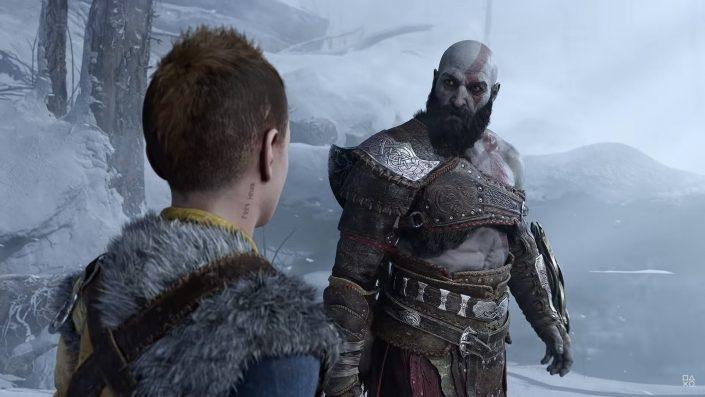 God of War Ragnarök: Vollständige Lokalisierung in elf Sprachen versprochen